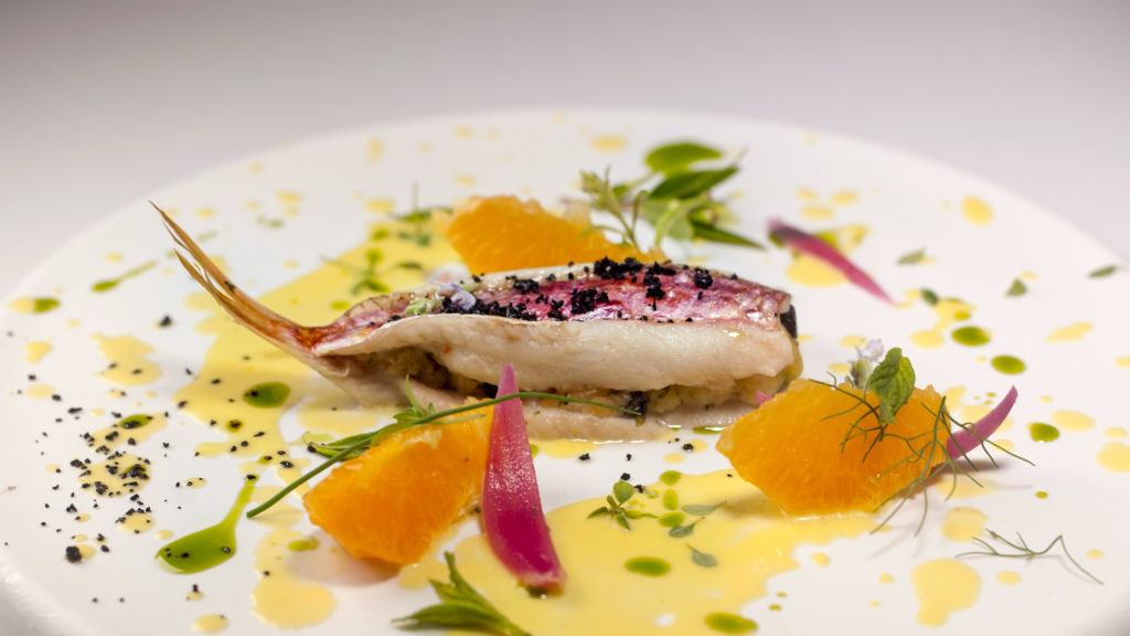 ristorante gourmet a palermo pesce